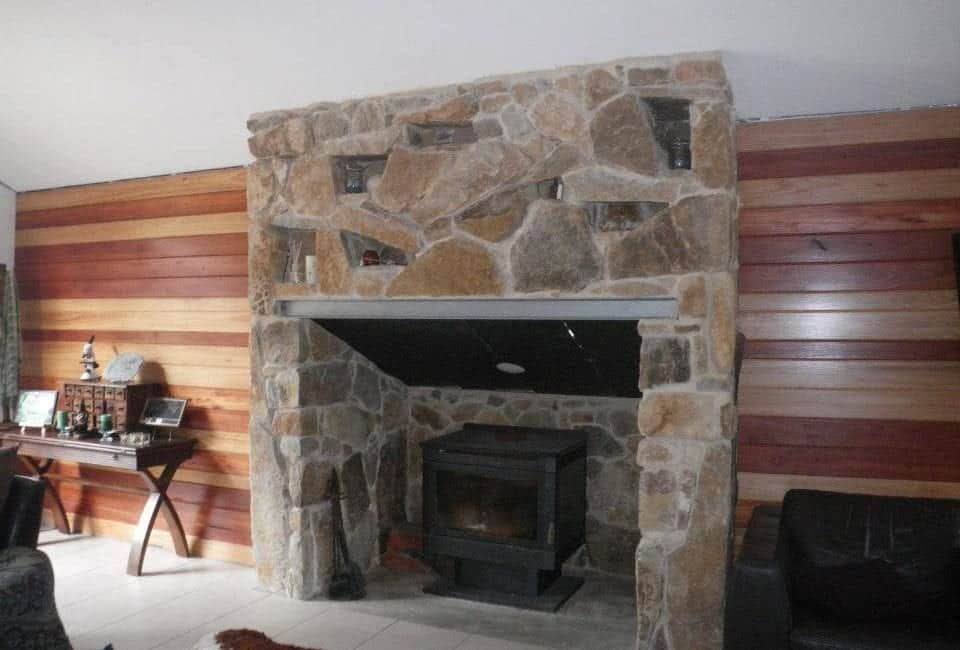 Stone Fire Place Coffs Harbour